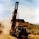 RC-drilling with St. Lambert on the Laterite Hill Prospect, Piela Permit in Burkina Faso